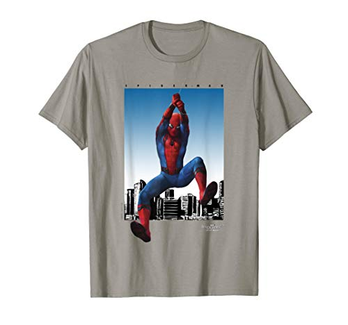(Marvel Spider-Man Homecoming City Swing From Above)