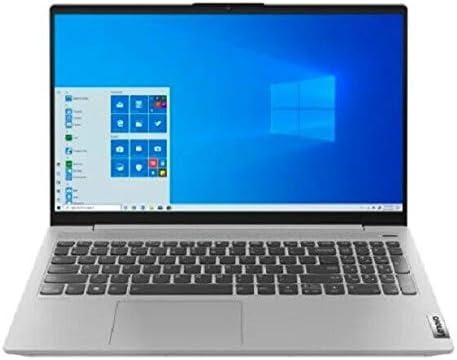 2021 Lenovo IdeaPad 5 15.6″ FHD Laptop PC Intel 4-Core i5-1035G1 8GB DDR4 256GB M.2 NVMe SSD Intel UHD Graphics HDMI USB-C WiFi 6 BT Webcam Backlit Fingerprint Windows 10 Pro w/RE 32GB USB 3.0 Drive