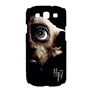 Unique Phone Cases Lrdbg Samsung Galaxy S3 I9300 Cell Phone Case White Dobby Plastic Durable Cover