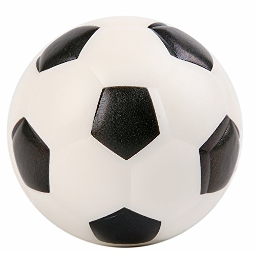 Vigeiya Squishies Toy Football Kawaii Squishy Slow Rising Soccer Ball Soft Prime Toys for Kids Adult Scented Decorations Stress Reliever]()