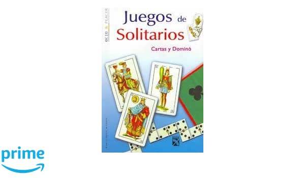 Juegos de Solitarios-cartas y domino (Ocio & Placer/ Leisure ...
