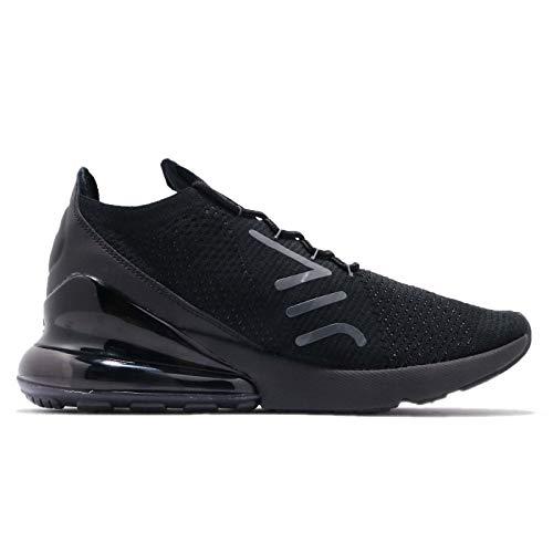 Black Gymnastikschuhe Flyknit Mehrfarbig Anthracite Herren Nike Black 270 Air Max 001 SqwWzHf