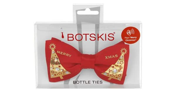 Compra Musical botella de lazo corbata (rojo) en Amazon.es