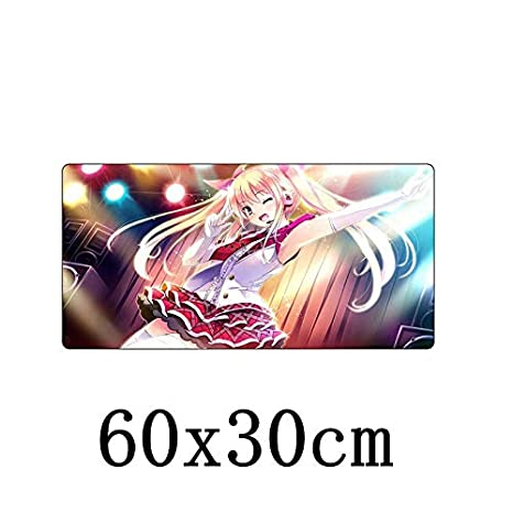 FFFAS Large 60x30cm Office Mouse Pad Mat Game Gamer Gaming ...