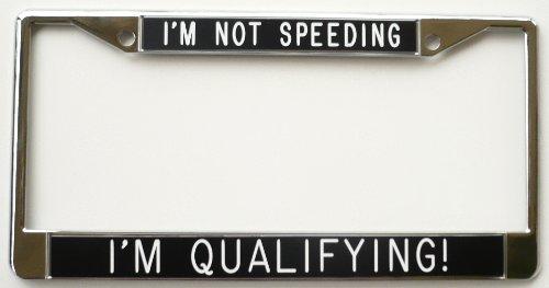 nascar license plate frame - 5