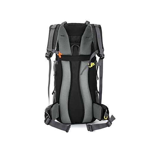 Montania Hiking Travel Backpack Camping Rucksack 60L Extra Large ...