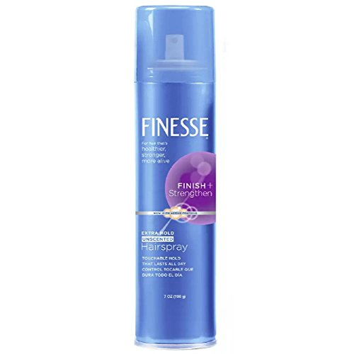 Finesse Finish + Strengthen, Extra Hold Hairspray 7 oz (P...