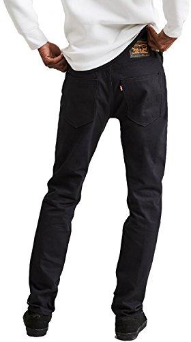 Black Levis Skate Pant 512 Bull Caviar Slim YTrYOq