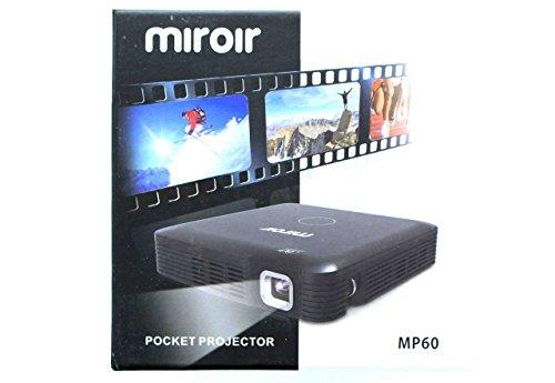 brookstone mini projector - 1