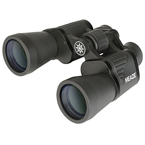 Meade Instruments 125002 7x50 Travel View Binoculars (Black) by Meade by Meade