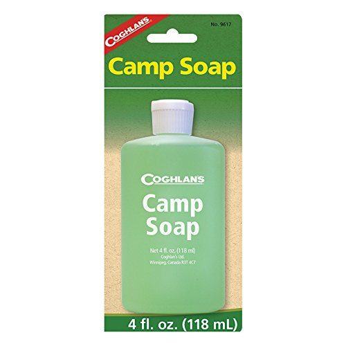 Coghlans Camp Soap -- 4 oz. - , color verde, talla UK: 4 oz 9617
