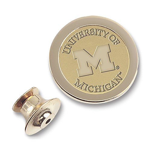 NCAA Michigan Wolverines Adult Men Lapel Pin, One Size, ()