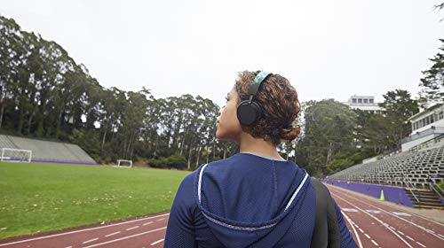 Plantronics BackBeat FIT 500 On-Ear Sport Headphones, Wireless Headphones with Sweat-Resistant Nano-Coating Technology by P2i, Teal by Plantronics (Image #7)