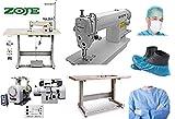 Industrial Sewing Machine Zoje ZJ-8700 Lockstitch