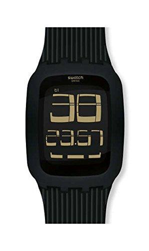 Swatch Swatch Touch ISWATCH BLACK DISTRICT SURB112C Reloj digital Fabricado en Suiza: Amazon.es: Relojes