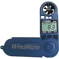 WeatherHawk WindMate - Medidor de Tiempo Manual
