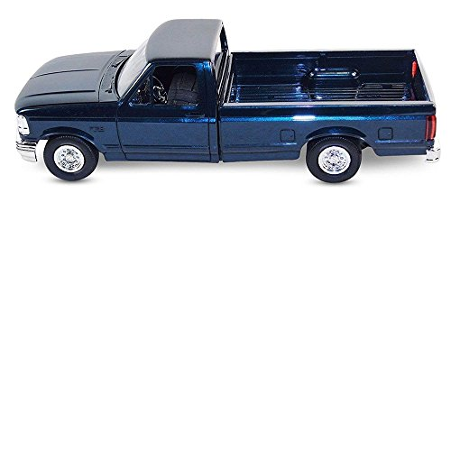 ERTL AMT 1994 Ford F150 Pickup XLT, 1:25 Scale, Deep Forest Green. Plastic ERTL Promo Collectors Item. by Ertl Collectibles