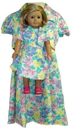 一致するパステルドレス B00ZN6027W/ジャケット少女と人形のサイズ7 B00ZN6027W, 御所市:9b034073 --- arvoreazul.com.br