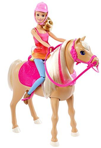 Barbie Dancin' Fun Horse and Doll (Fun Gmes)