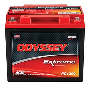 Odyssey Battery PC1200 0766-2025C0N0