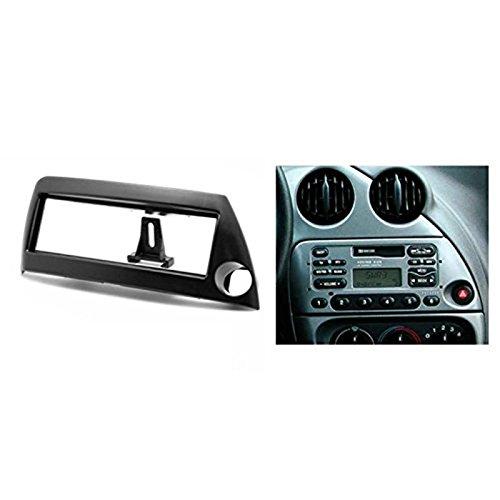 Chiavi di Smontaggio Mascherina 1 DIN compatibile con Ford Ka Sound-way Kit Montaggio Autoradio Adattatore Antenna Cavo Adattatore Connettore ISO