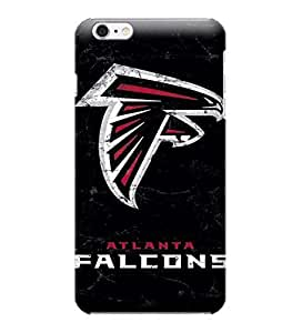 Case Cover For Apple Iphone 5/5S NFL Atlanta Falcons Distressed Case Cover For Apple Iphone 5/5S High Quality PC Case