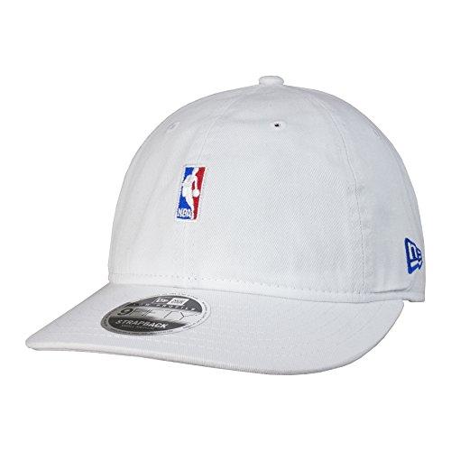 Era New Gorra Crown beisbol 57 9Fifty M S Low by de NBA Logo blanco 54 gorragorra 1Y01qw