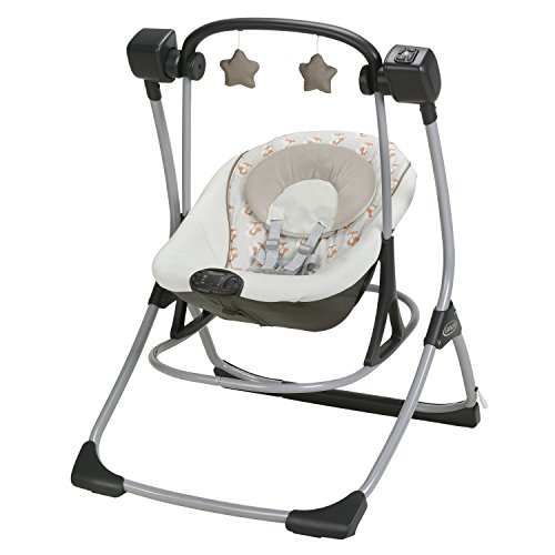 Graco Cozy Duet Swing, Leo by Graco