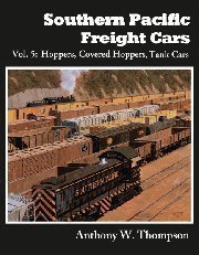 (Southern Pacific Freight Cars (Vol. 5))