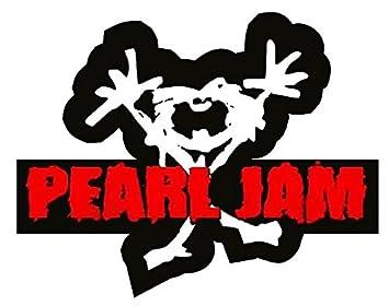 Pearl Jam Alive Sticker Stickman decal vinyl sticker 4