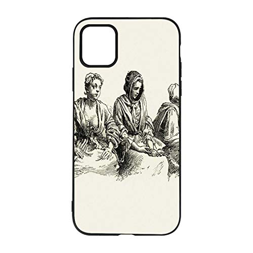 Manon Lescaut 18th Century Women Accused of Prostitution iPhone 11 case,045546 Compatible with iPhone 11