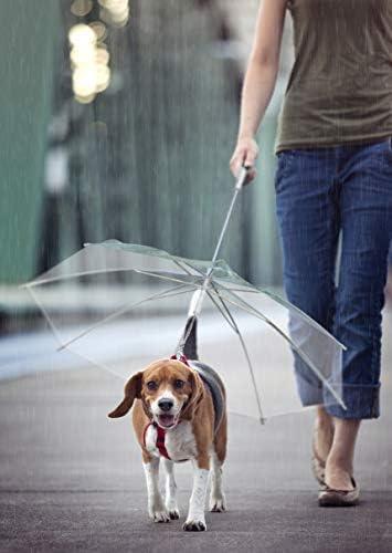 CLM Transparent Umbrella Handle Pre Assembled
