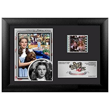 Trend Setters Wizard of Oz 75th Anniversary (Dorothy) Mini FilmCell Presentation