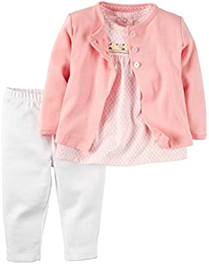 Baby Girls' 3 Piece Set (Baby)