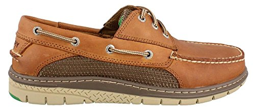 Sperry Top-Sider Men's Billfish Ultralite 3 Eye Slip On Loafer, Dark Tan, 13 M US Billfish Ultralite 3-eye