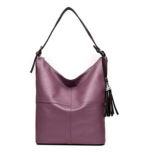 hombro Color Red para mujer Bolso Wine al Sabarry pxHzEB0