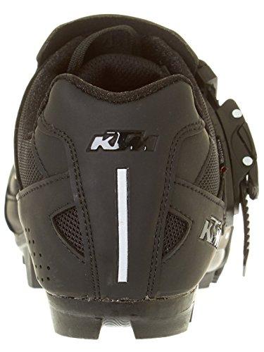 Zapatos BTT KTM 2016 Factory Line Negro-negro
