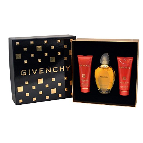 Givenchy Perfume Gel (Givenchy Amarige 3 Piece Gift Set for Women)