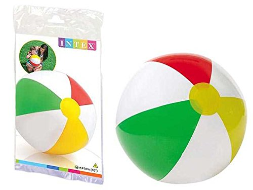 Balón gigante Hinchable Playa Piscina 41 cm Giochi playa arena ...