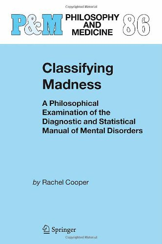 Download Classifying Madness: 86 (Philosophy and Medicine) Pdf
