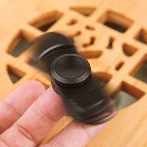 Nut & Bolt - American fingertips Gyroscope EDC Finger gyro Finger fingernail Screw Adult Toy Decompression by Laliva (Image #2)