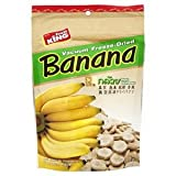 Fruit King Banana Chips No Sugar Added , Real Healthy Snack 70g. (Pack2)