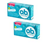O.b. Pro Comfort Tampon Mini 16 Pieces X 2 Packs