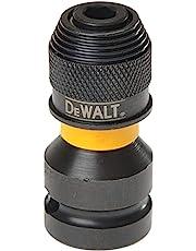 Dewalt Extreme Impact slagmoersleutel adapter DT7508 (1/4 inch gereedschapshouder voor 1/2 inch slagschroevendraaier, voor gebruik in klopboorschroevendraaiers, boormachines en schroevendraaiers)