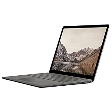 Microsoft Surface Laptop with i7 16GB 512GB Graphite