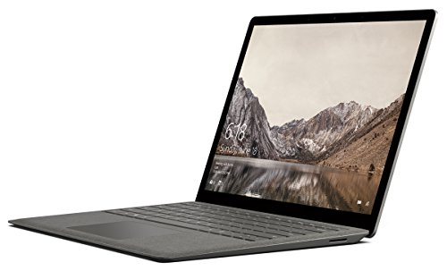 Microsoft Surface Laptop (Intel Core i5, 8GB RAM, 256GB) - Graphite Gold