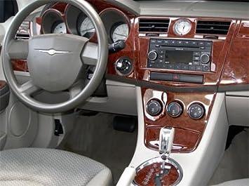Amazon Com Chrysler Sebring Interior Burl Wood Dash Trim