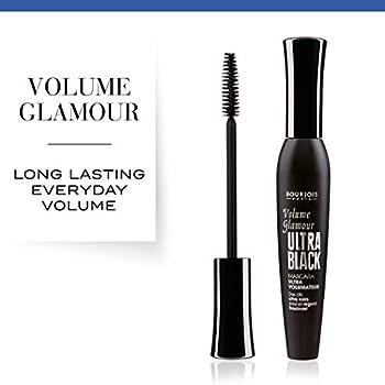 Bourjois, Volume Glamour Ultra Black. Mascara. 61 Ultra Black. 12