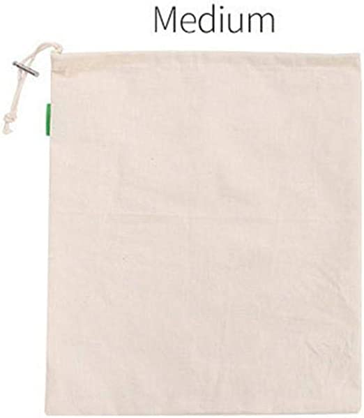 Reutilizable Bolso de Lazo Malla de algodón Bolsas para Pan del ...