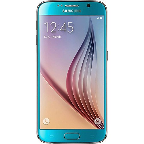 Samsung S6 G920A 32gb Blue Topaz AT&T GSM Unlocked (Certified Refurbished)